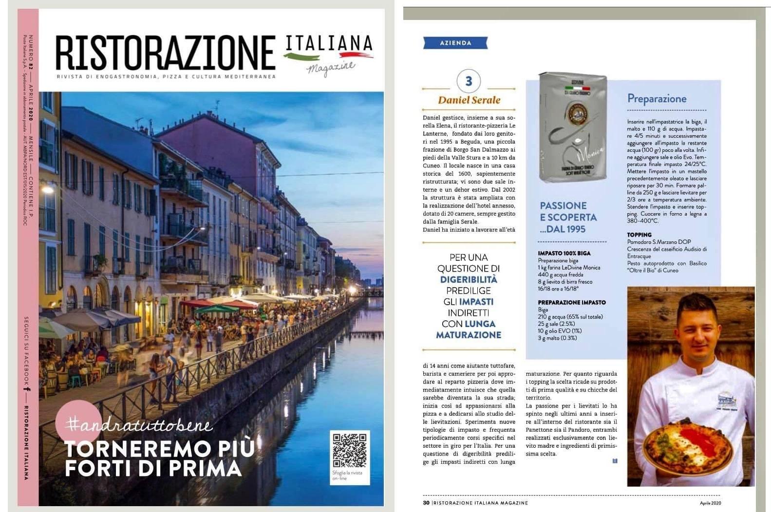 Parlano di noi - Le Lanterne hotel, ristorante e pizzeria a Borgo San Dalmazzo